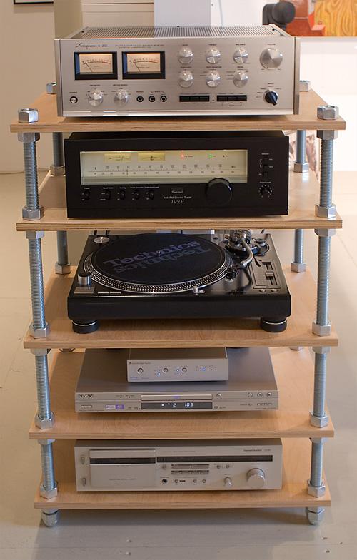 Another Flexi Rack Thread Audiokarma Home Audio Stereo